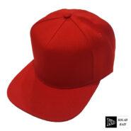 کلاه کپ قرمز ساده