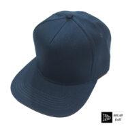 کلاه کپ سرمه ای ساده