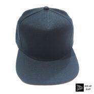 کلاه کپ مشکی ساده