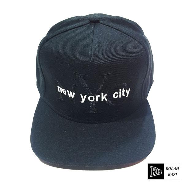 کلاه کپ مشکی نیویورک