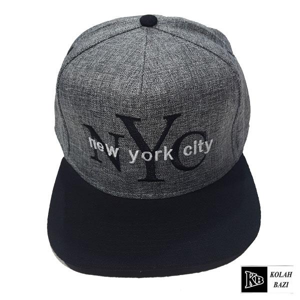 کلاه کپ طوسی نیویورک