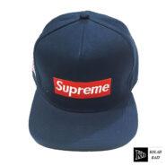 کلاه کپ سرمه ای سوپرمی