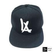 کلاه کپ مشکی LA
