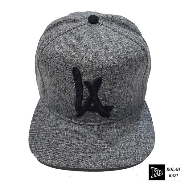 کلاه کپ طوسی la