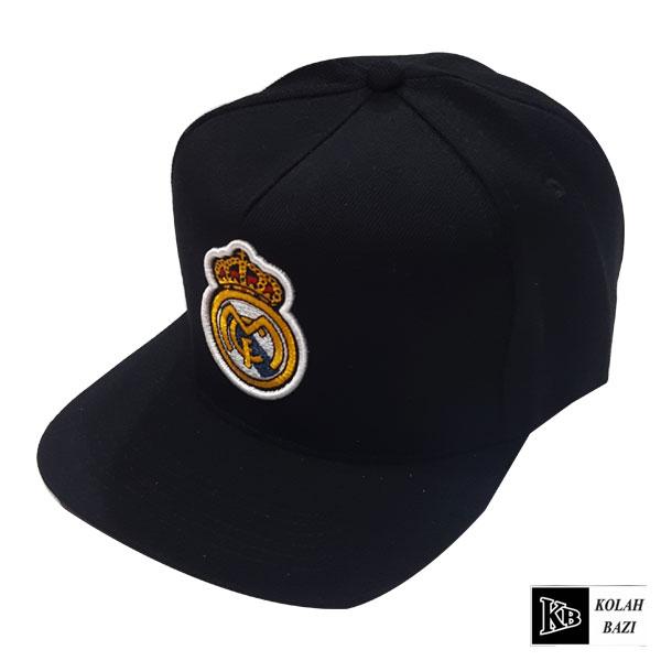 کلاه کپ مشکی مادرید