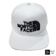 کلاه کپ نورث سفید