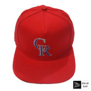 کلاه کپ قرمز cr