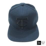 کلاه کپ سرمه ای tc