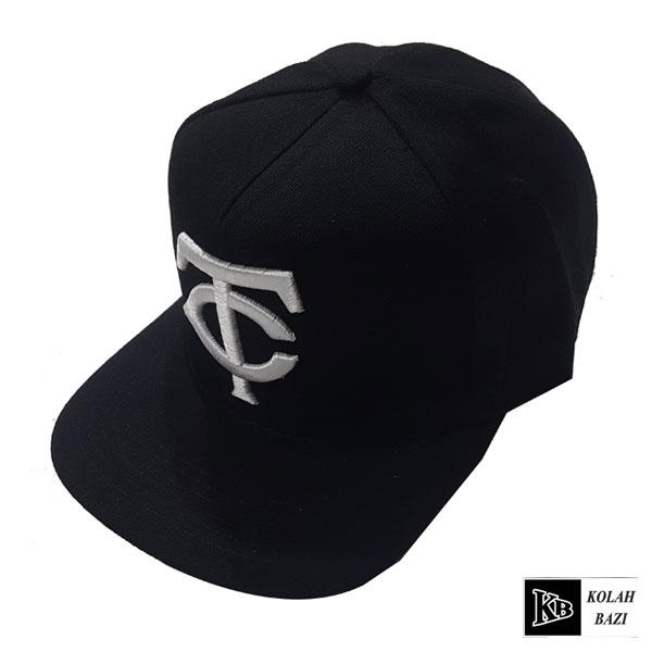 کلاه کپ مشکی Tc