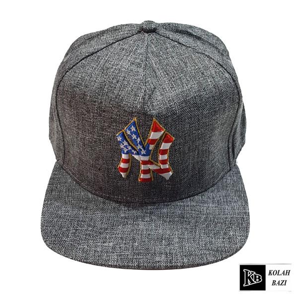 کلاه کپ طوسی ny