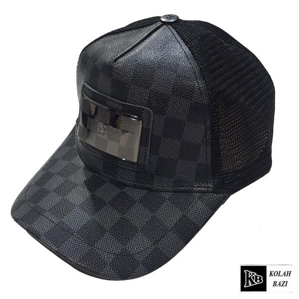 کلاه پشت تور مشکی
