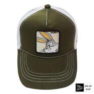 کلاه پشت تور بانی سبز