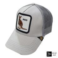 کلاه پشت تور سفید گورین