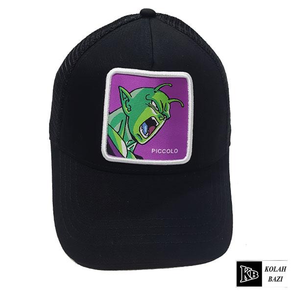 کلاه پشت تور مشکی فضایی