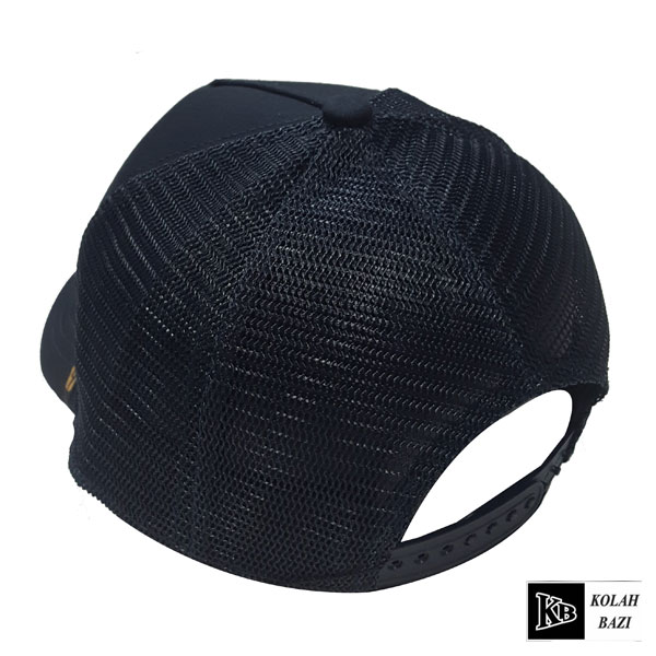 کلاه پشت تور سرمه ای