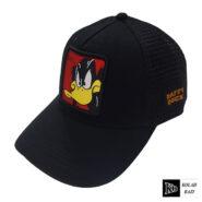 کلاه پشت تور مشکی اردک