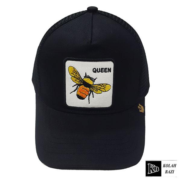 کلاه پشت تور مشکی زنبور