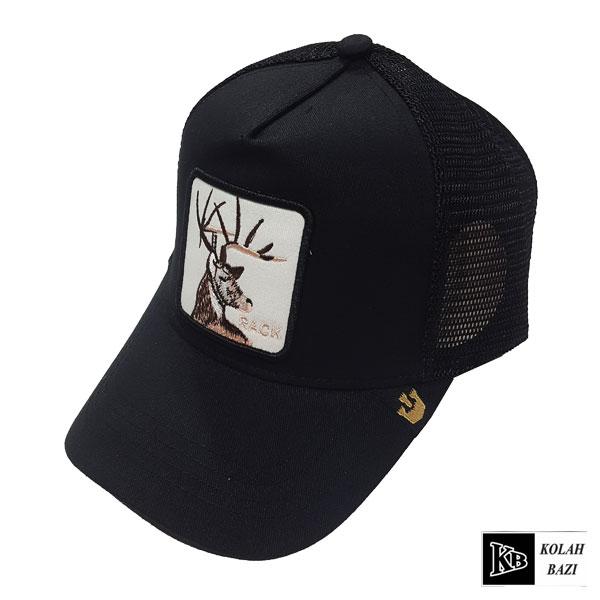 کلاه پشت تور مشکی گوزن