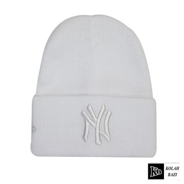 کلاه تک بافت سفید نیورا