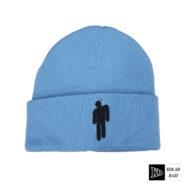 کلاه تک بافت بیلی آیلیش آبی