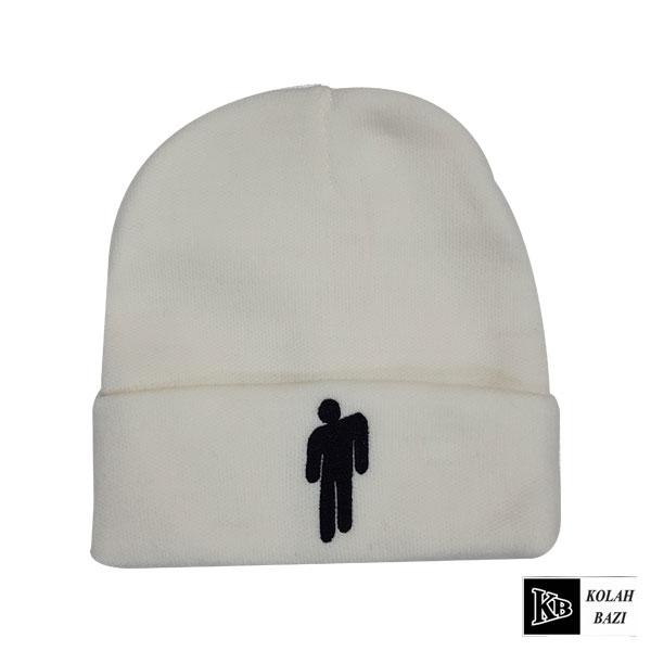 کلاه تک بافت سفید بیلی