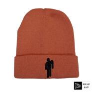 کلاه تک بافت خاکی