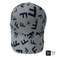 کلاه بیسبالی طوسی