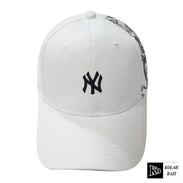 کلاه بیسبالی سفید نییورا