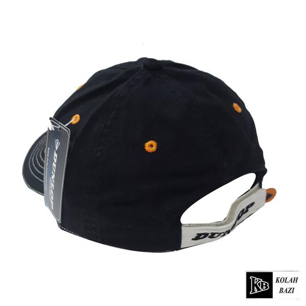 کلاه بیسبالی دانلوپ مشکی
