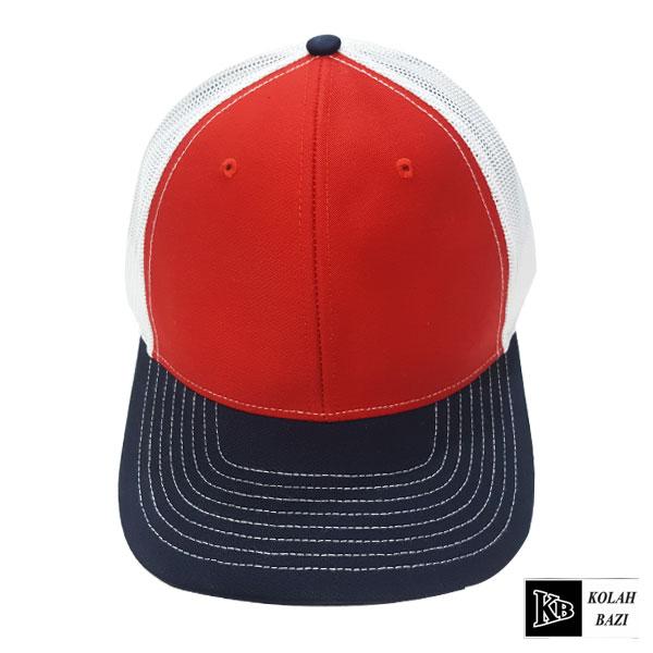 کلاه پشت تور قرمز سرمه ای