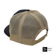 کلاه پشت تور مدل طلایی مشکی