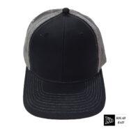 کلاه پشت تور ساده