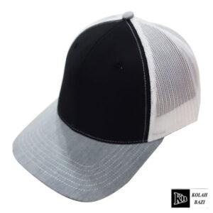 کلاه پشت تور طوسی