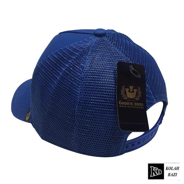 کلاه پشت آبی
