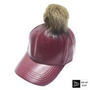 کلاه بیسبالی پوم دار