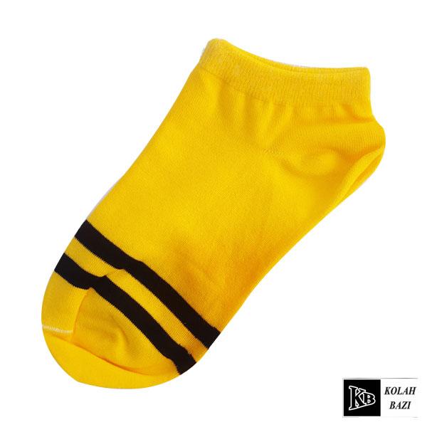 جوراب مچی زرد