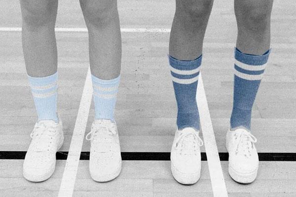 جوراب زیر زانو