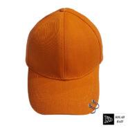 کلاه بیسبالی نارنجی حلقه دار