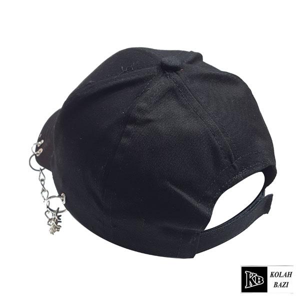 کلاه مشکی زنجیر
