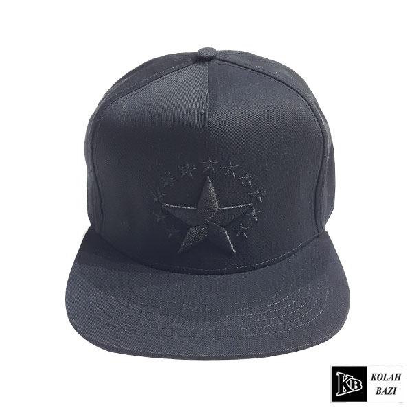 کلاه کپ مشکی ستاره