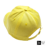 کلاه بیسبالی زرد