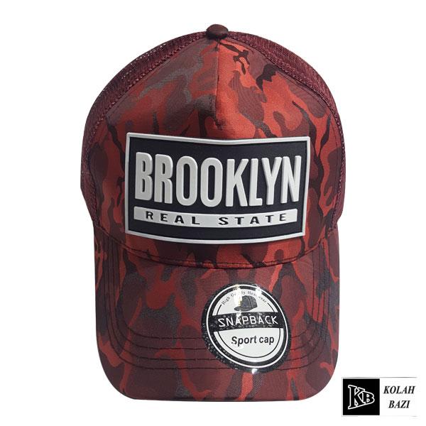 کلاه پشت تور قرمز