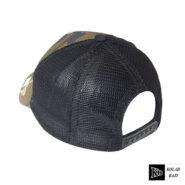 کلاه پشت تور طلایی