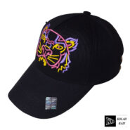 کلاه بیسبالی مشکی رنگی
