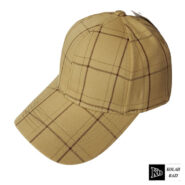 کلاه بیسبالی قهوه ای