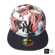 کلاه کپ رنگی