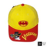 کلاه بیسبالی بچه گانه قرمز