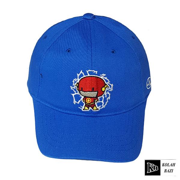 کلاه بیسبالی بچه گانه آبی