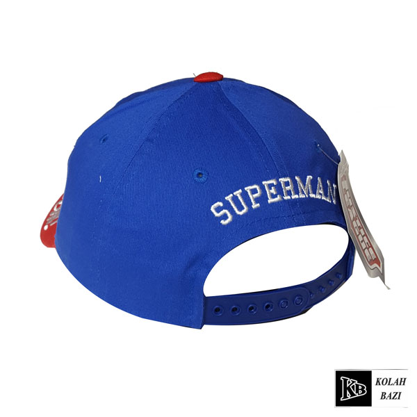 کلاه بیسبالی بچه گانه سوپرمن