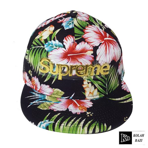 کلاه کپ گل دار